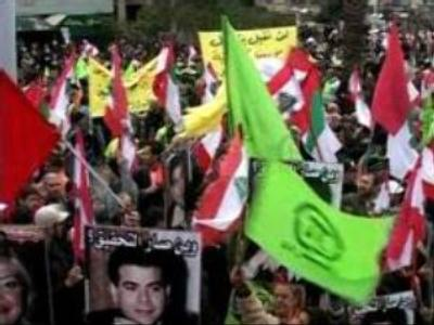 Lebanese opposition demands truth from government