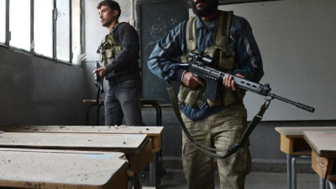 Syrian rebels seize Lebanese journalist over 'incompatible' reporting