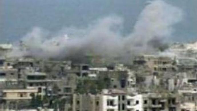 Lebanon: Artillery fire continues