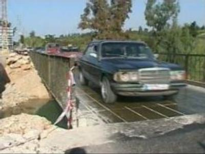 Lebanon thanks Russian soldiers for rebuilt bridges