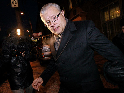 Russian tycoon Lebedev faces criminal charges over TV brawl