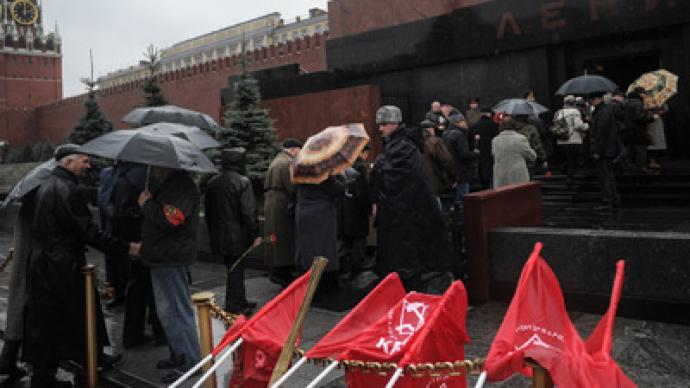 Dead Red Redemption: Lenin to remain in mausoleum despite repairs