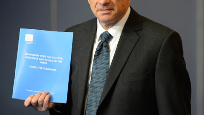 Leveson Inquiry verdict: UK needs press watchdog