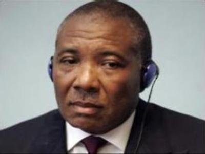 Liberian leader boycots hearings in Hague