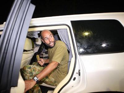 Saif al-Islam Gaddafi may face death penalty in Libya