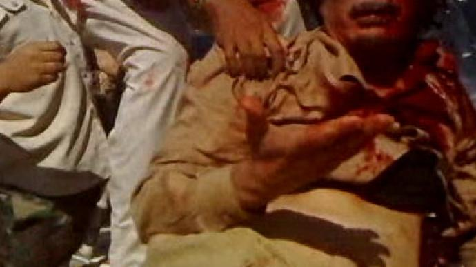 'War crime': Gaddafi, his son and over 60 loyalists executed by rebel fighters – HRW