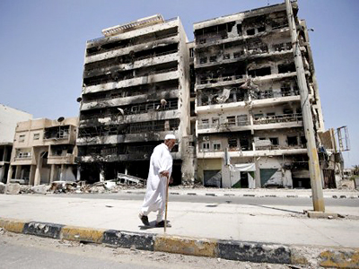 'If NATO loses in Libya, the consequences will be enormous' -  lawyer