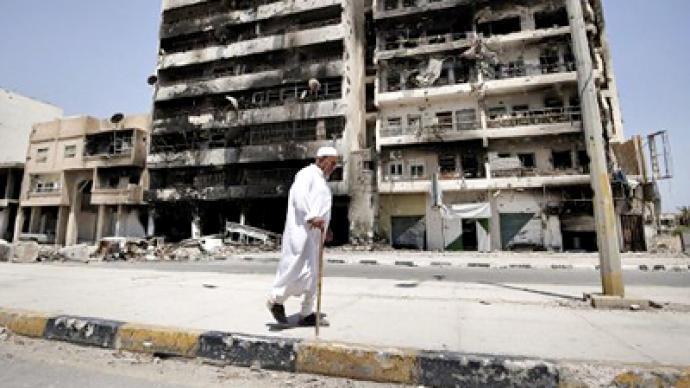 Libya rejects Gaddafi arrest warrant