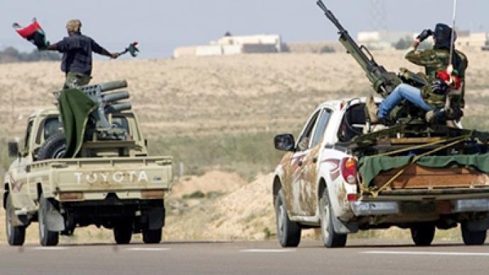 Libya on fire, who's next?