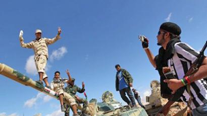 Gaddafi stronghold Sirte captured (celebrations VIDEO)