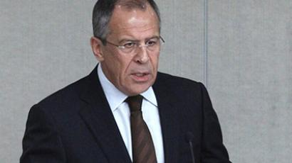 Russia won't recognize Libyan rebels – Lavrov