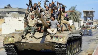 Libyan freedom fun: hangover to come?