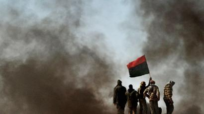 International forces ready to strike Libya