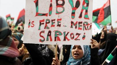 Opinion split over Libya attack