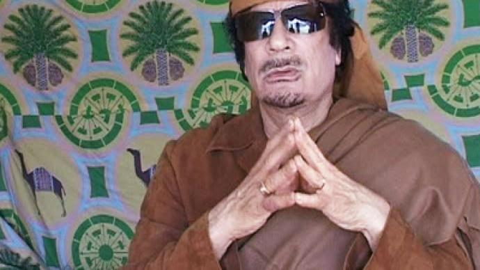 'The West is to be forgotten. We will not give them our oil' - Gaddafi