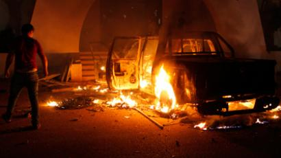 Eleven killed as Libyan militia shell Gaddafi stronghold