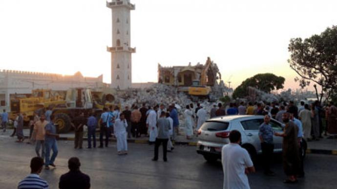 Libya's Sufism being bulldozed to the ground