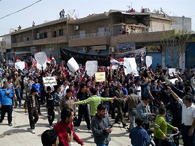 WikiLeaks: US secretly backed Syrian opposition
