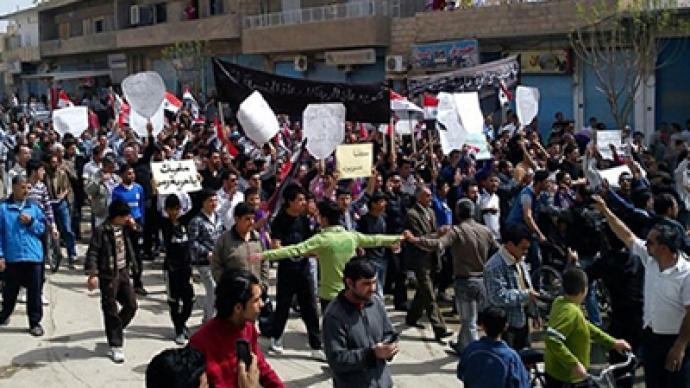 "After Libya, ""Syria next piece on geopolitical chessboard"""