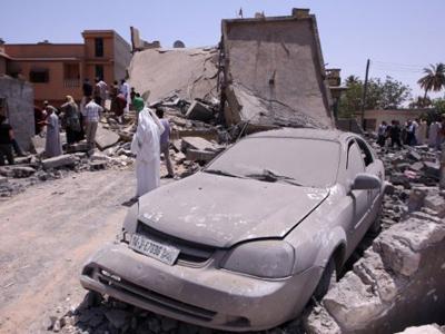 Refugee camp massacre: Libyan militia launch racist raid