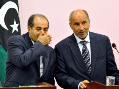 'No solid leadership in Libya'