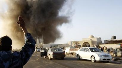 Al-Qaeda may strike in coalition countries over Libya