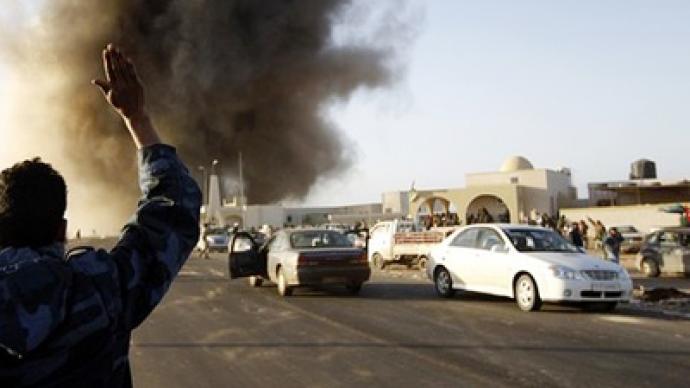 Tripoli under fire in media information war