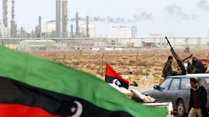 Libyan rebels let Russian journalists go