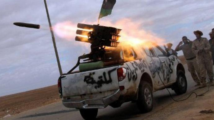 From Libya to the world: Egypt makes its biggest arms bust ever