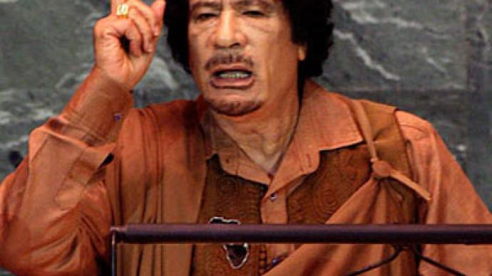 I am not going to leave…I will die here as a martyr -  Libyan leader Gaddafi
