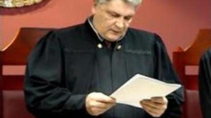 Life sentence for Beslan terrorist affirmed