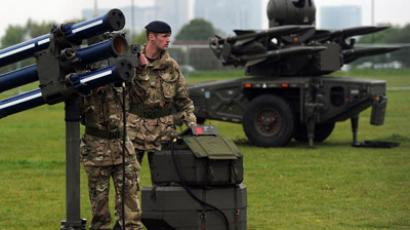 Court shoots down London residents' missile claim