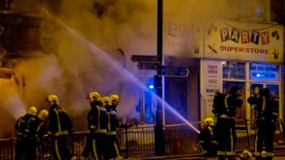 """Riots played right into British govt's hands"""