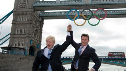 Olympics improve Britain's mood