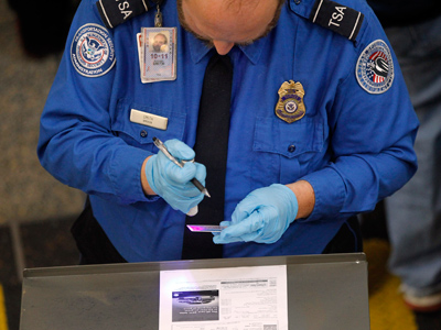 TSA security agents to be deployed in UK airports for Olympics