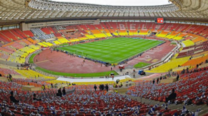 Luzhniki proving Russia's sports and health center status