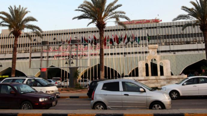 Libyan forces clash with militia at Tripoli airport