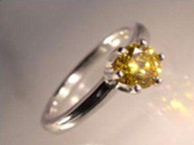 Make me a diamond (Reuters)