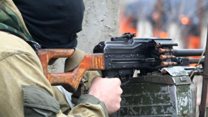 8 militants killed in counter-terror operation in Russia's south