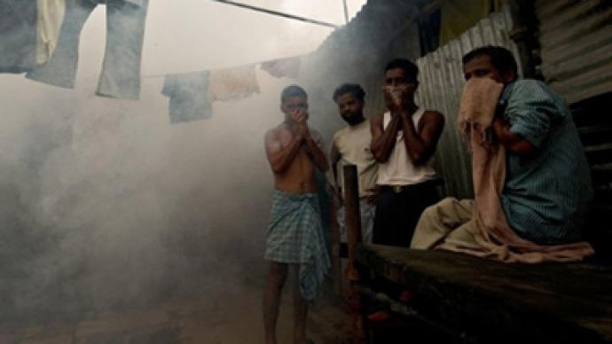 Claims WHO is massively underestimating global malaria death rates