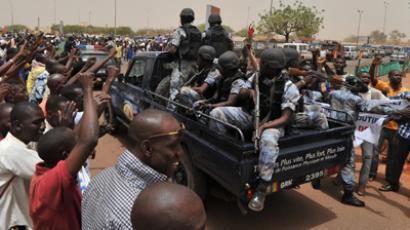 UN calls for 'rapid deployment' of international troops in Mali
