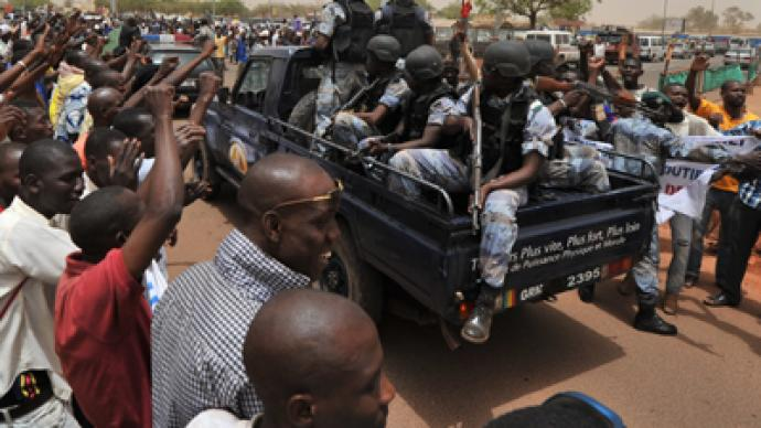UN approves military force to combat Islamist terrorists in Mali