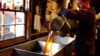 'Sticky bandits' arrested in maple syrup heist in Canada