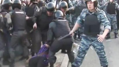 Moscow sit-in: Real opposition or political circus? (VIDEO)