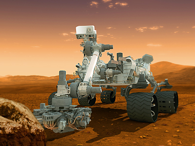 Curiosity proves life could have existed on Mars