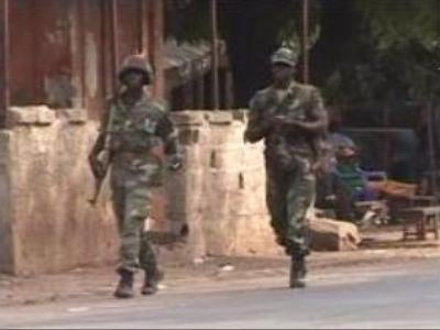 Martial law on till unions stop strike: Guinea Military Head