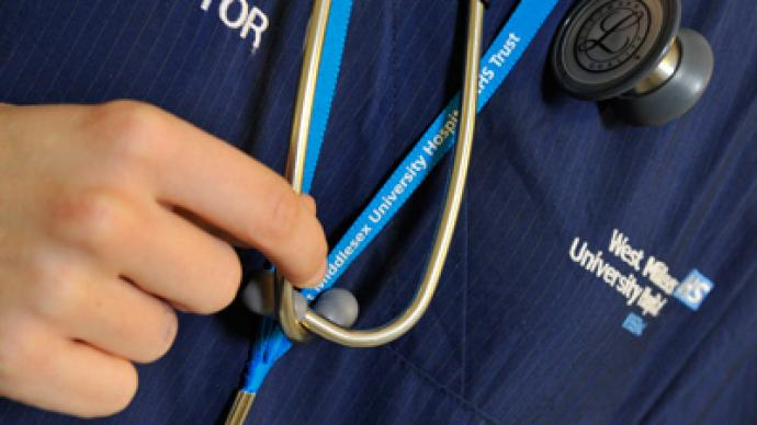 Healthcare on hold: UK doctors stage 24-hour strike