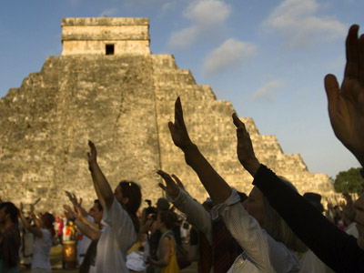 Doomsday re-scheduled? Archaeological record suggests Mayan Armageddon is Sunday