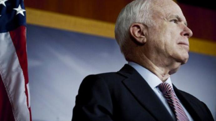 McCain calls for US-led strikes on Syria without UN mandate