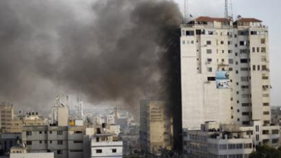 Israel bombs AFP's Gaza office for second time, 3 Palestinian reporters killed in previous attacks